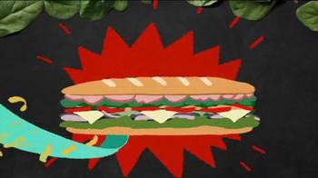 Subway Sweet Onion Chicken Teriyaki TV Spot, 'Subtember Celebration'
