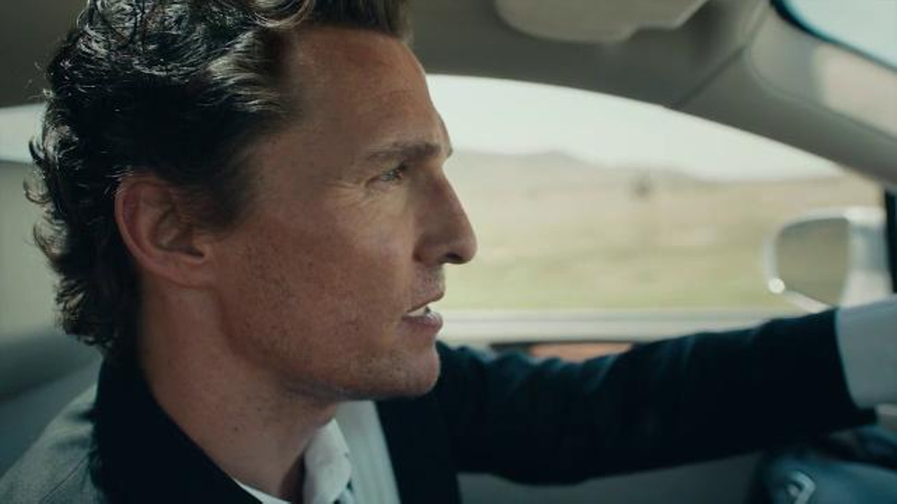 Song Lincoln Mkc Intro Matthew Mcconaughey Autos Post
