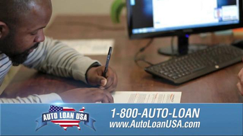 Auto Loan USA TV Spot, 'Is Your Car Loan Payment Too High?'