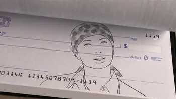 Fifth Third Bank TV Spot, 'Stand Up To Cancer: Checkbook'