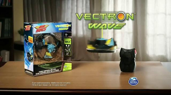 Air Hogs Vectron Wave TV Spot