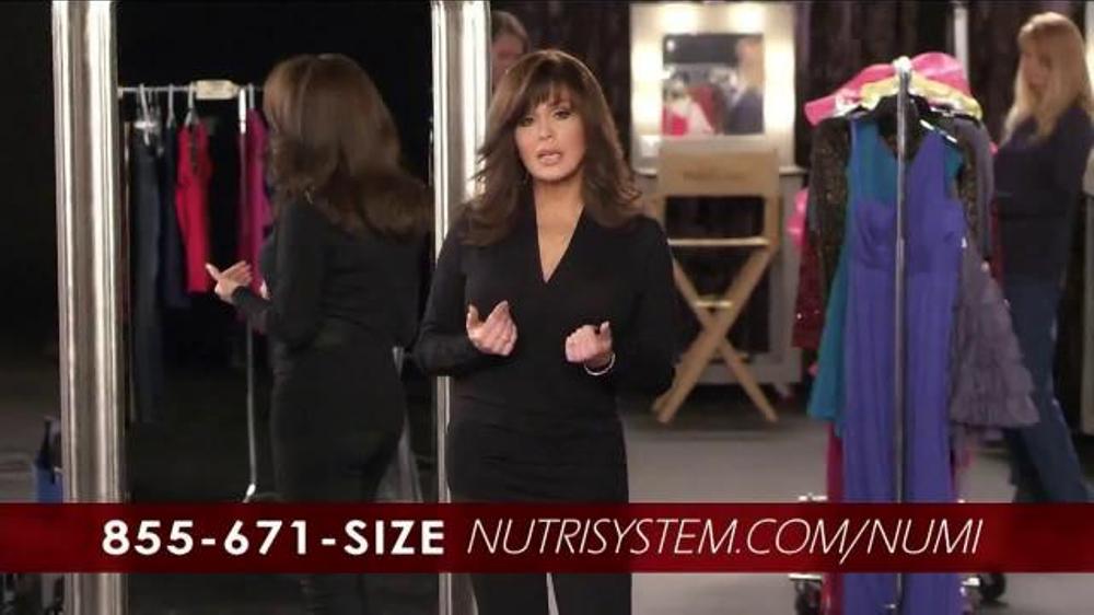 Nutrisystem NuMi TV Spot, 'Healthy' Featuring Marie Osmond thumbnail