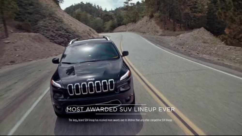 2014 jeep cherokee tv commercial 39 celebration event 39 song by michael. Cars Review. Best American Auto & Cars Review
