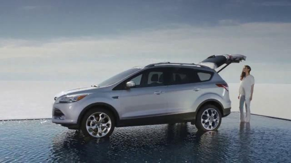 Ford Escape Tv Commercial Aint That A Kick Song By