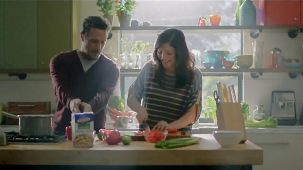 Swanson Chicken Broth TV Spot, 'I Make the Best Chicken Noodle Soup' - 2991 commercial airings