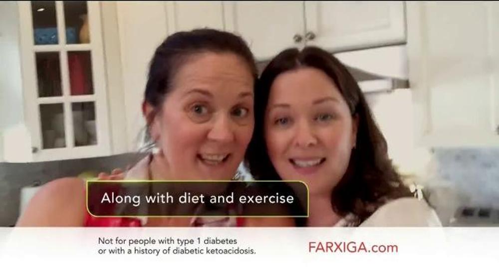 Farxiga TV Commercial, 'All Walks of Life' - iSpot.tv