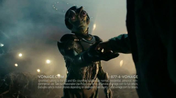 Vonage: Intergalactic Roadside Assistance