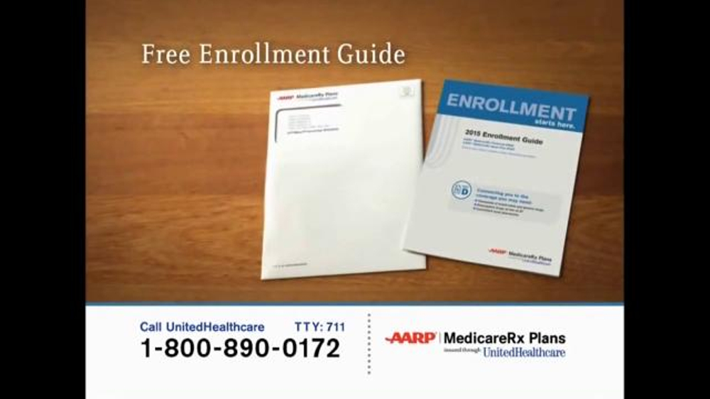 UnitedHealthcare AARP Medicare Rx Plans TV Spot, 'Mark Your Calendars' - Screenshot 9