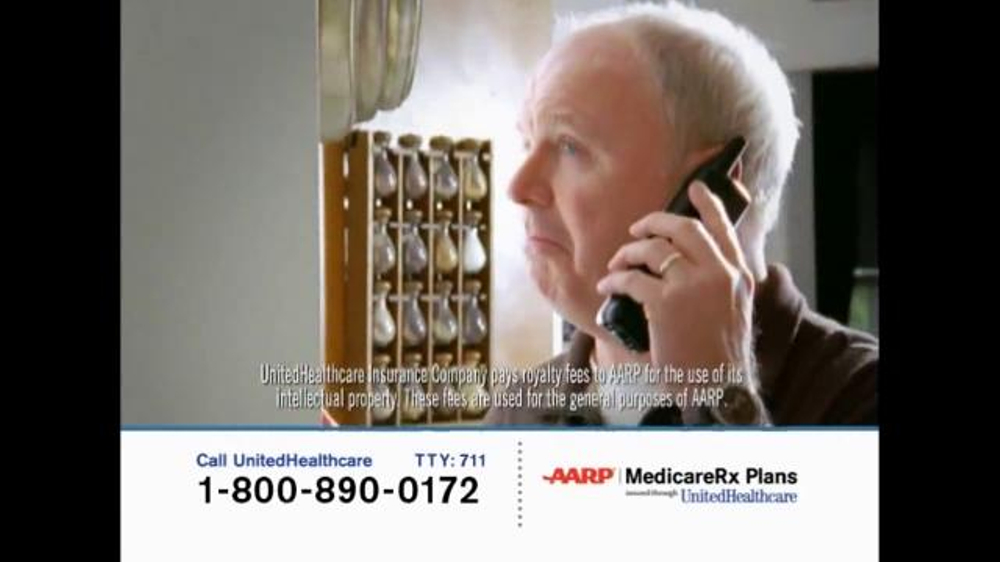 UnitedHealthcare AARP Medicare Rx Plans TV Spot, 'Mark Your Calendars' - Screenshot 6