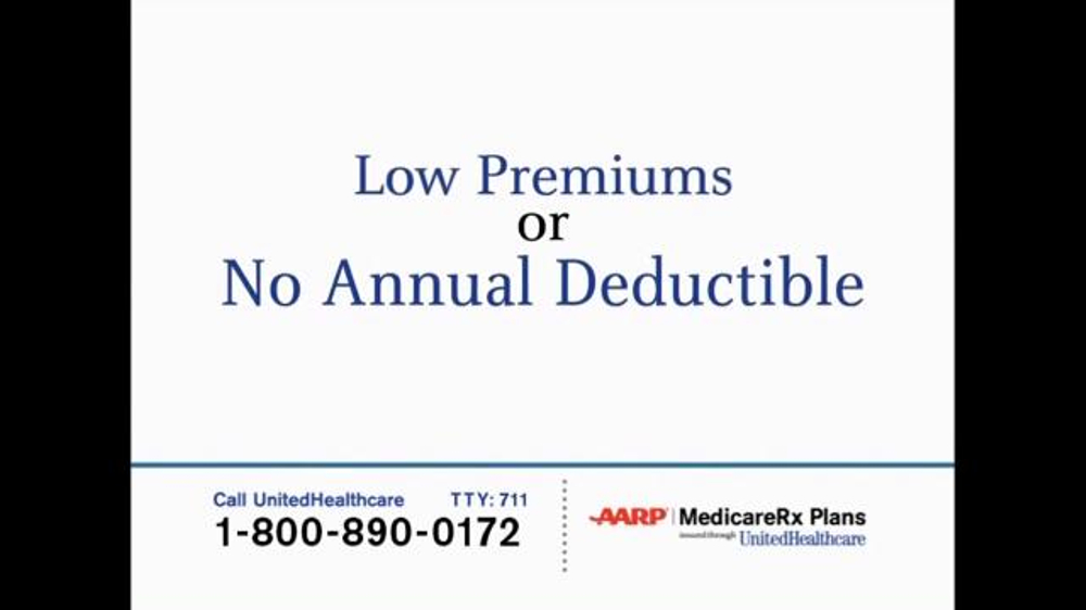 UnitedHealthcare AARP Medicare Rx Plans TV Spot, 'Mark Your Calendars' - Screenshot 7
