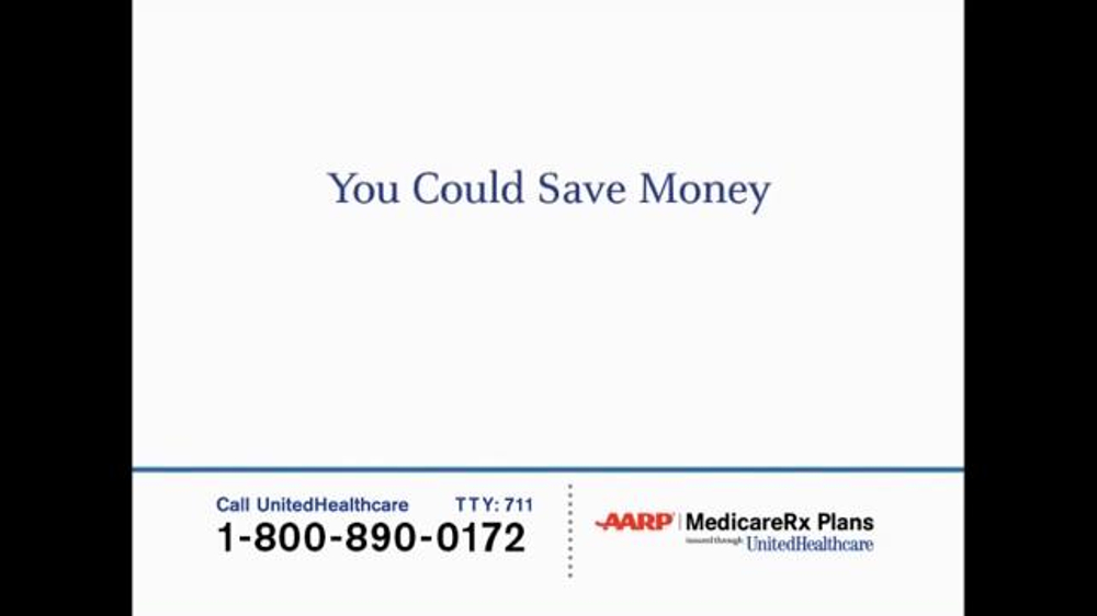 UnitedHealthcare AARP Medicare Rx Plans TV Spot, 'Mark Your Calendars' - Screenshot 8