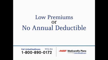 UnitedHealthcare AARP Medicare Rx Plans TV Spot, 'Mark Your Calendars' - Thumbnail 7