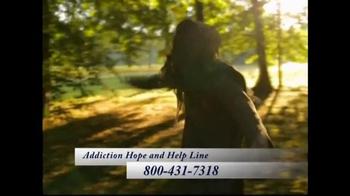 Addiction Hope and Helpline TV Spot