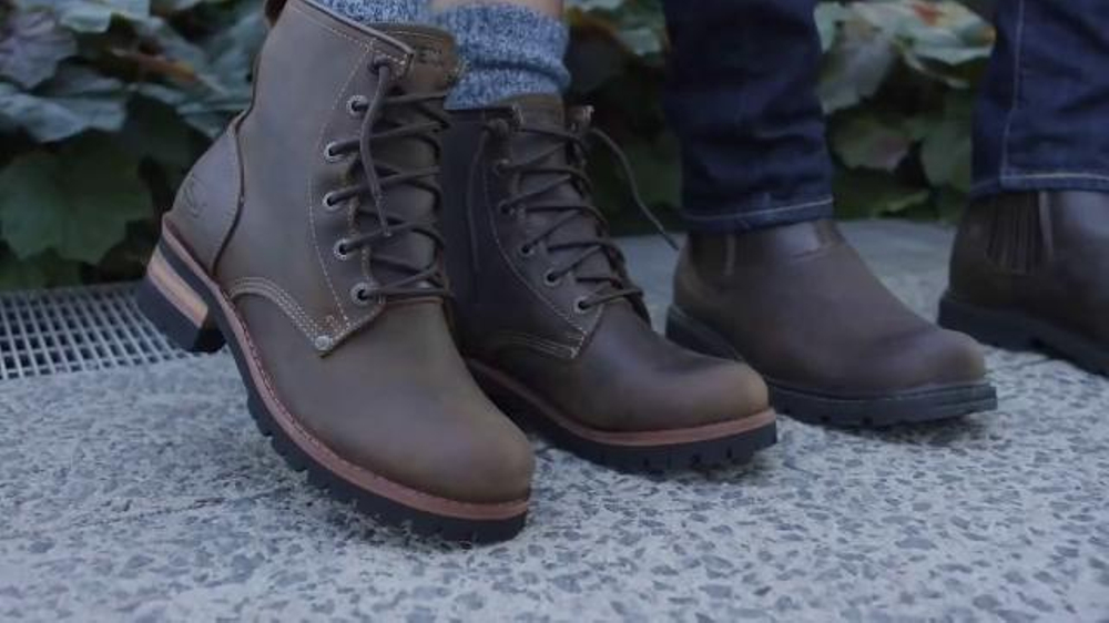 Skechers Unisex Utility Boots TV Spot, 'Comfort Included' Song by Clooney thumbnail
