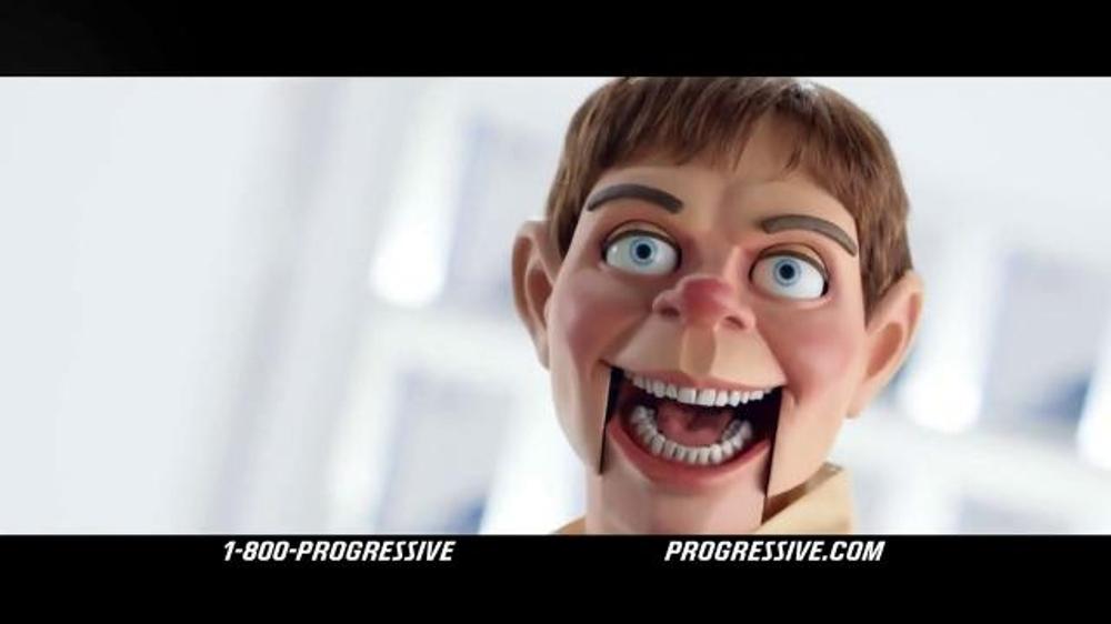 Progressive Insurance TV Commercial, 'Night Terrors ...