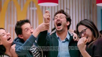 McDonald's Monopoly TV Spot, 'Celebrar' [Spanish]