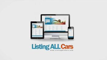 ListingAllCars.com TV Spot
