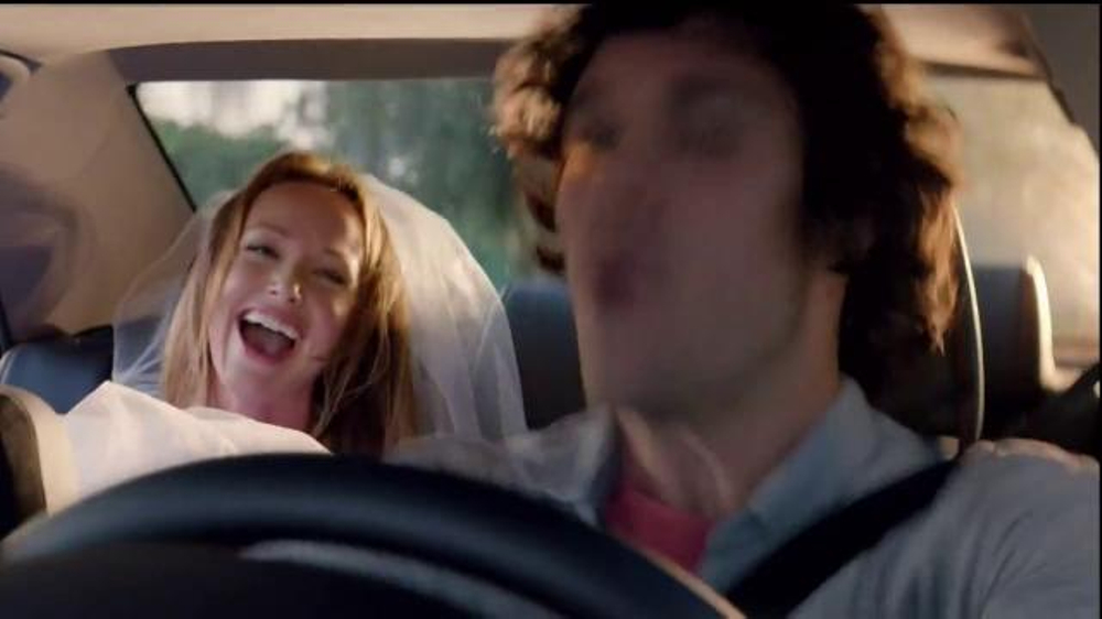 Toyota Camry TV Commercial, 'Bride Breakout' - iSpot.tv