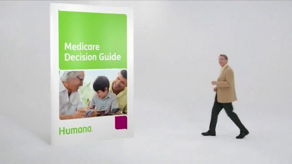 Humana Medicare Advantage Plan TV Spot, 'Big Book' - Screenshot 1