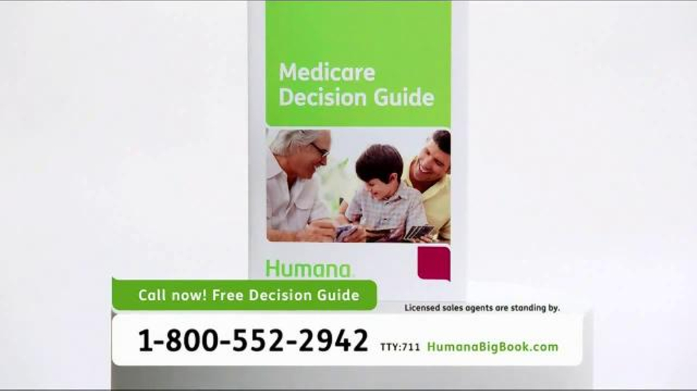 Humana Medicare Advantage Plan TV Spot, 'Big Book' - Screenshot 8