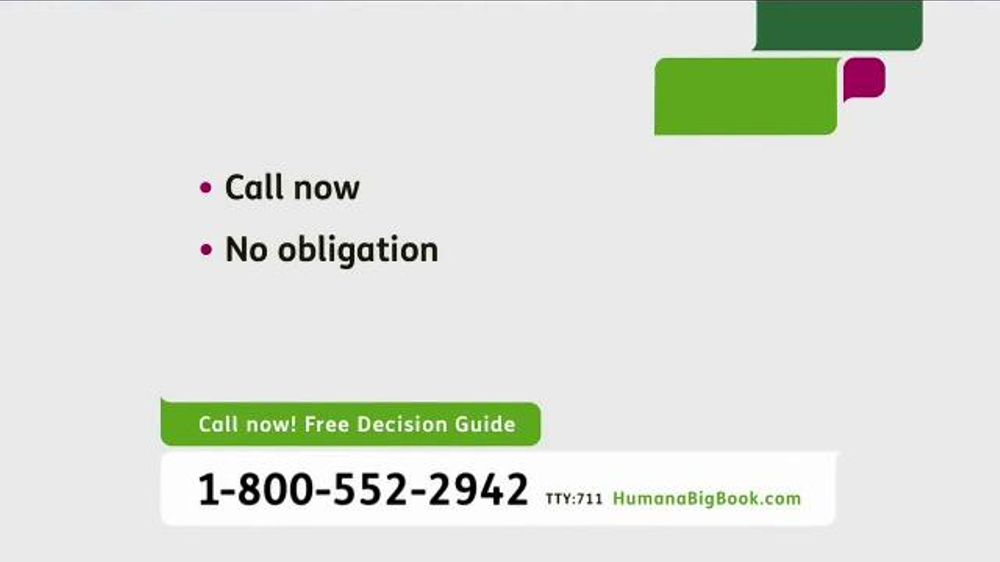 Humana Medicare Advantage Plan TV Spot, 'Big Book' - Screenshot 9