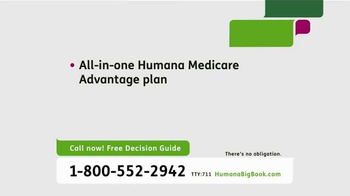 Humana Medicare Advantage Plan TV Spot, 'Big Book' - Thumbnail 2