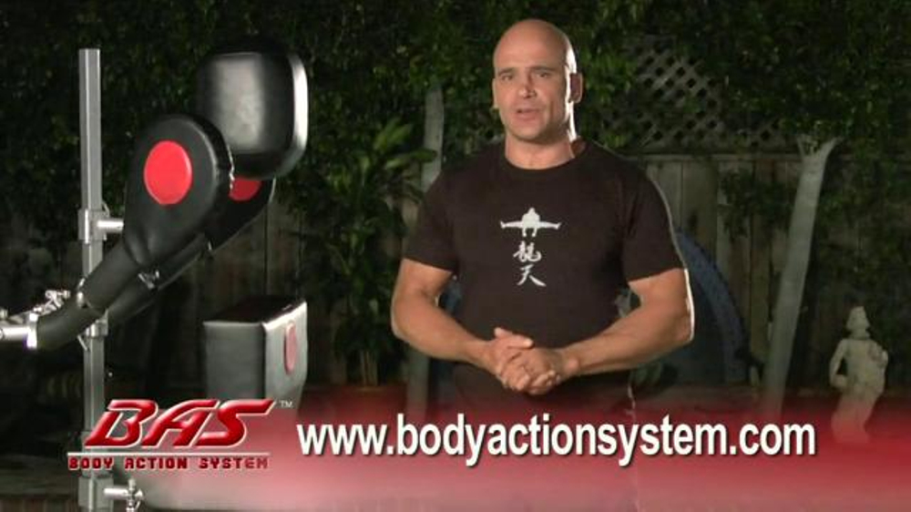 Body Action System TV Spot, 'MMA Legend' Featuring Bas Rutten