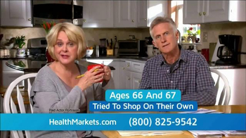 HealthMarkets TV Spot, 'Enrollment Open Now'