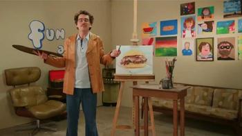 Arby's King's Hawaiian BBQ Brisket TV Spot, 'Fun Arts: Favorite Things'