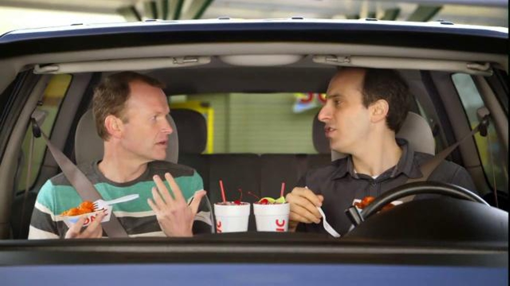 Sonic Drive-In Boneless Chicken Wings TV Spot, 'Wingman' thumbnail