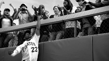 T-Mobile TV Spot, '#DataStrong Catch' Featuring Andrew McCutchen