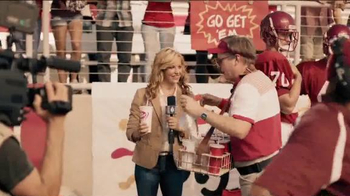 Diet Dr Pepper TV Spot, 'College Football: Sideline Reporter' - 822 commercial airings