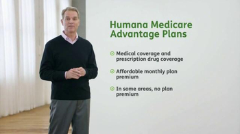 Humana Medicare Advantage Plans TV Spot, 'Coverage Gaps'