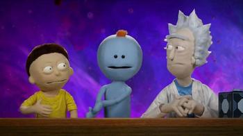 Rick & Morty: Complete First Season on Blu-ray & DVD TV Spot