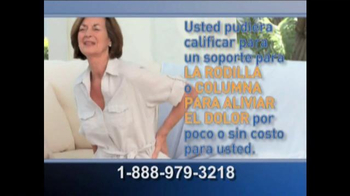 Plaza Healthcare Solutions TV Spot, 'Pain Hotline' [Spanish]
