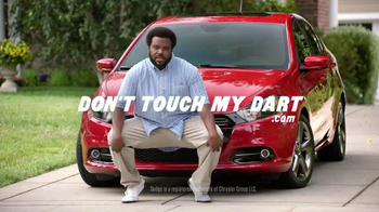 Dodge: Don't Touch My Dart: Garage - Craig