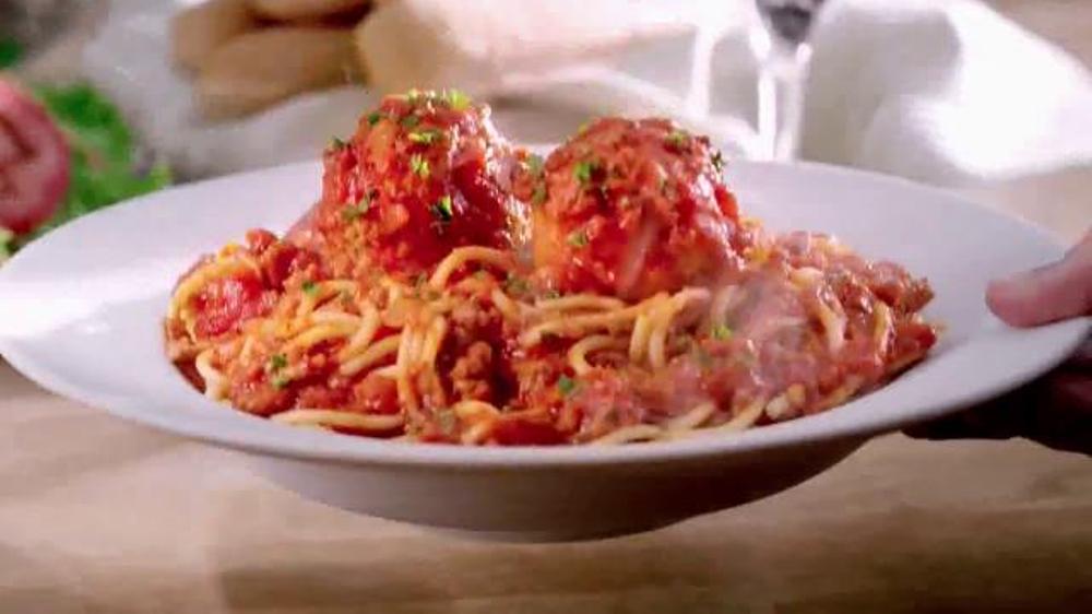 Olive Garden Never Ending Pasta Bowl Tv Commercial 39 De Regreso 39 Spanish