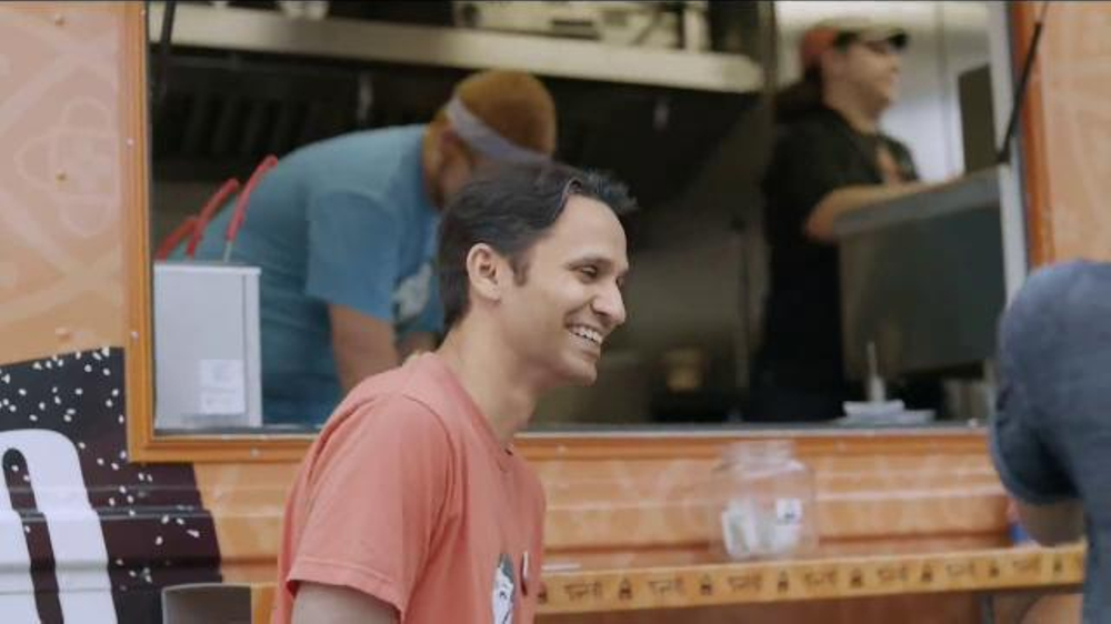 Square TV Spot, 'Restaurants: Every Sale'