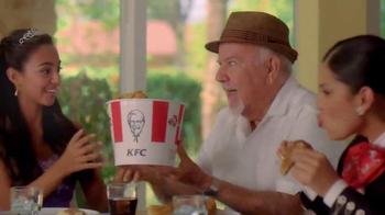 KFC Favorites Bucket TV Spot [Spanish]