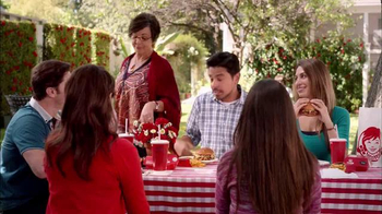 Wendy's Pulled Pork en Brioche TV Spot, 'Comida de los Domingos' [Spanish] thumbnail