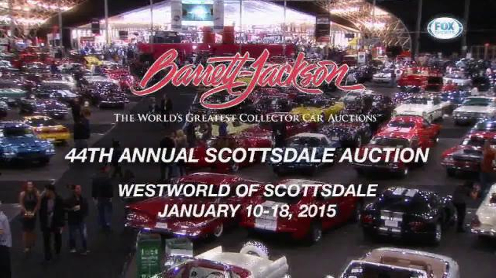 ... Jackson Automobile Auction Barrett-Jackson Automobile Auction View All