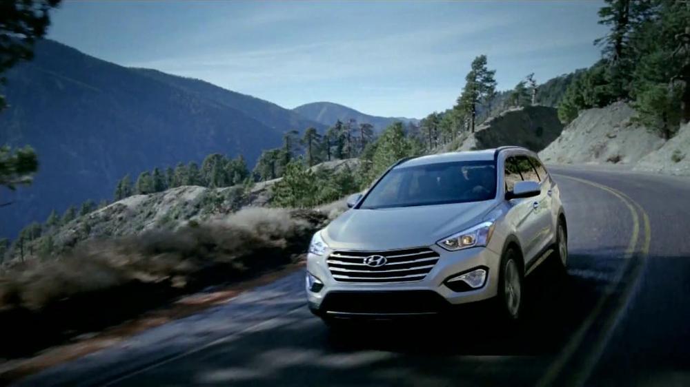 Hyundai Santa Fe TV Spot, 'Términos Musicales' [Spanish] - Screenshot 1