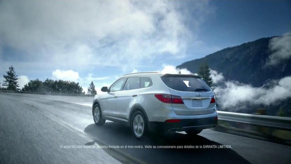 Hyundai Santa Fe TV Spot, 'Términos Musicales' [Spanish] - Screenshot 10