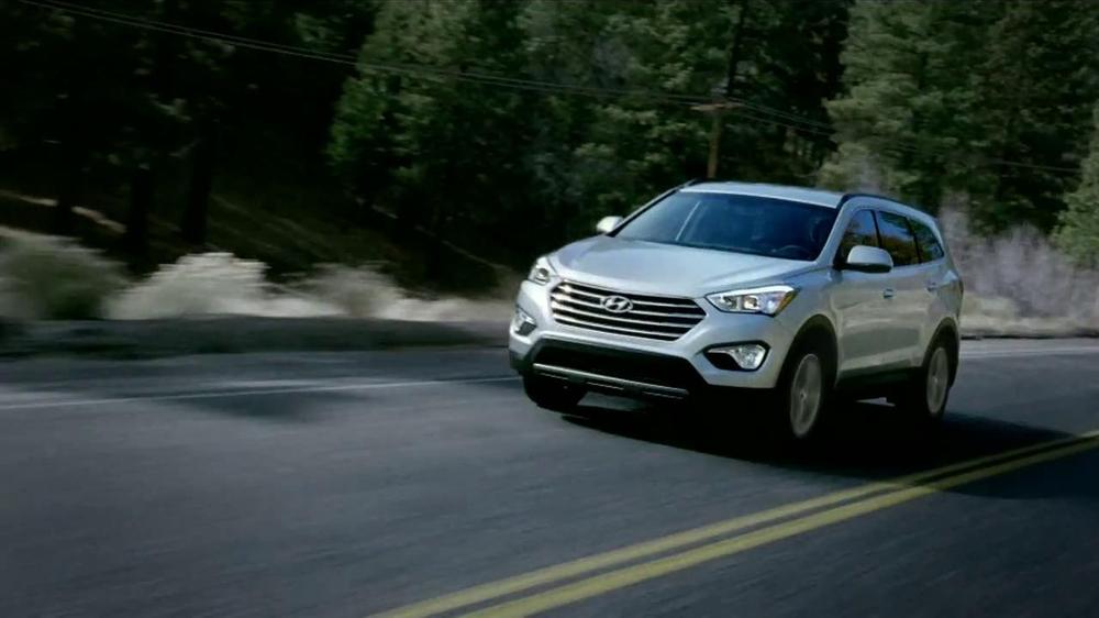 Hyundai Santa Fe TV Spot, 'Términos Musicales' [Spanish] - Screenshot 3