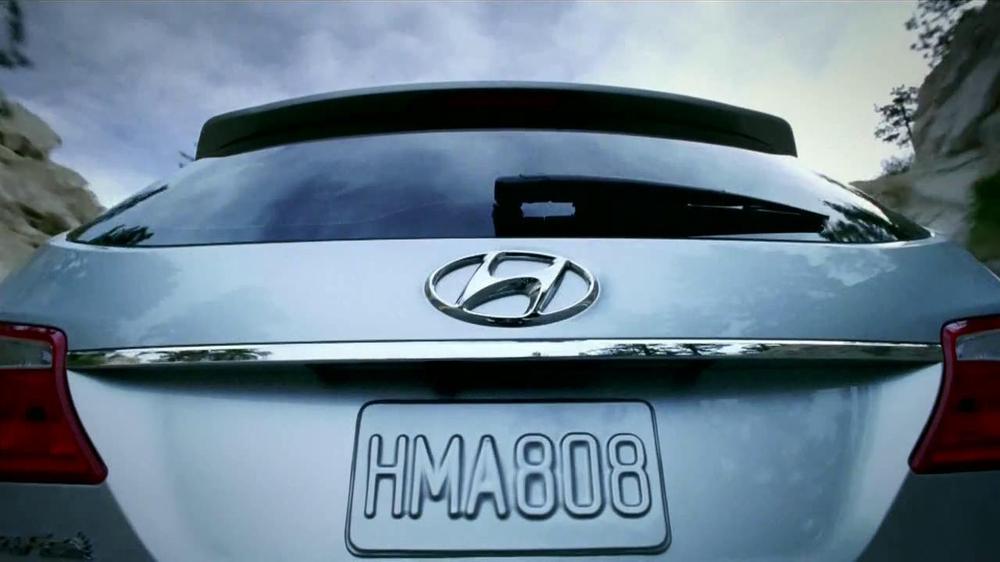 Hyundai Santa Fe TV Spot, 'Términos Musicales' [Spanish] - Screenshot 4