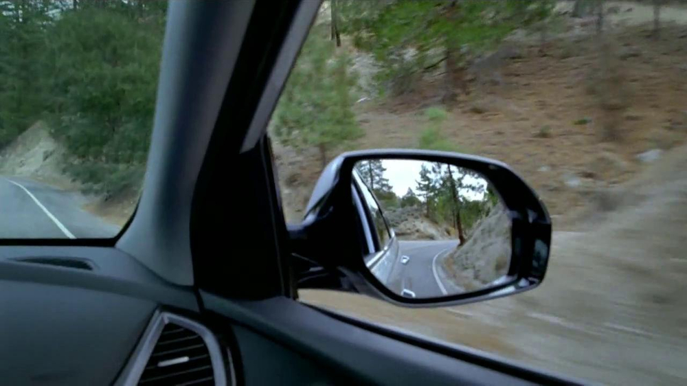Hyundai Santa Fe TV Spot, 'Términos Musicales' [Spanish] - Screenshot 6