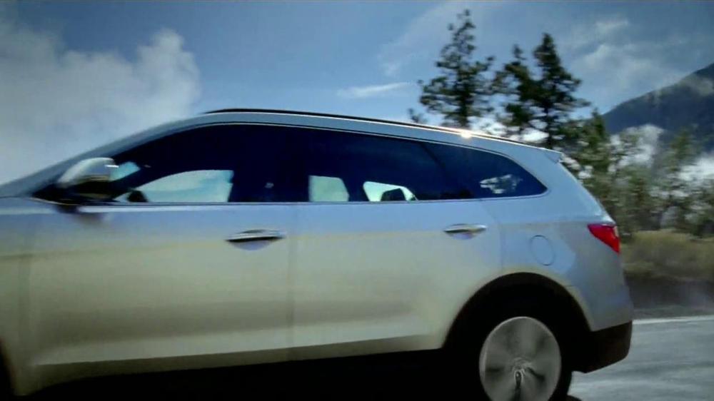 Hyundai Santa Fe TV Spot, 'Términos Musicales' [Spanish] - Screenshot 8
