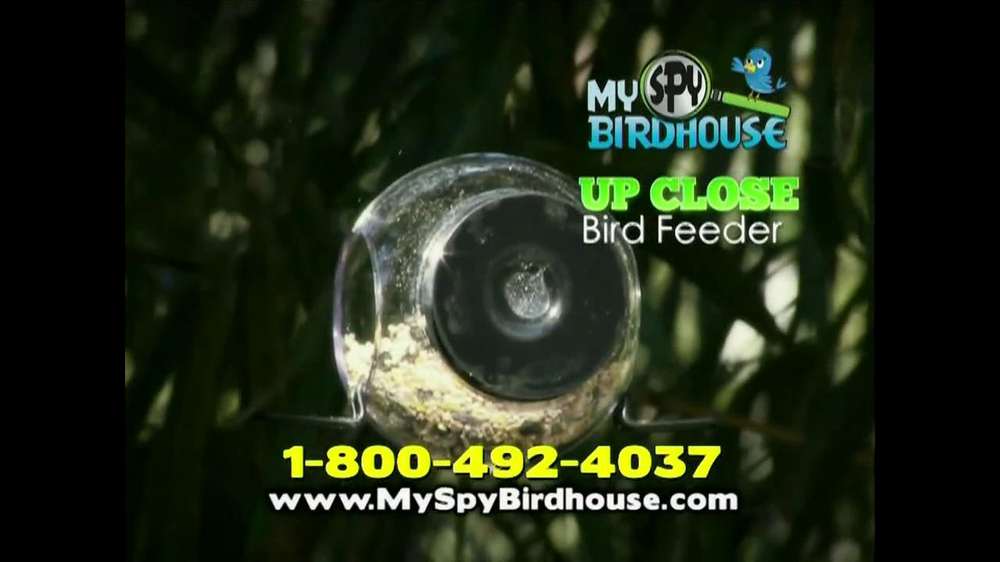 My Spy Birdhouse TV Spot - Screenshot 10