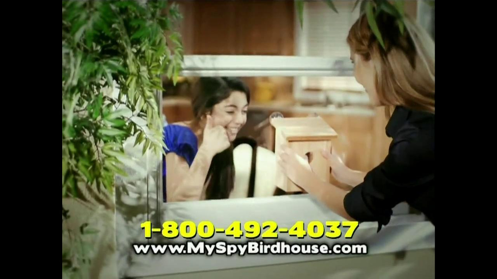 My Spy Birdhouse TV Spot - Screenshot 8
