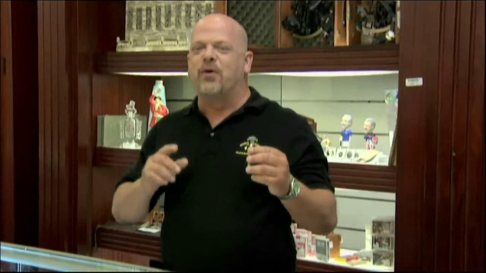 One Razor by Micro Touch TV Spot Featuring Rick Harrison - Screenshot 2